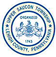 Upper Saucon Township Seal